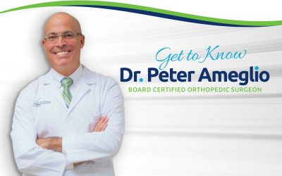 Get To Know Dr. Ameglio | Tuesday, February 4, 2020